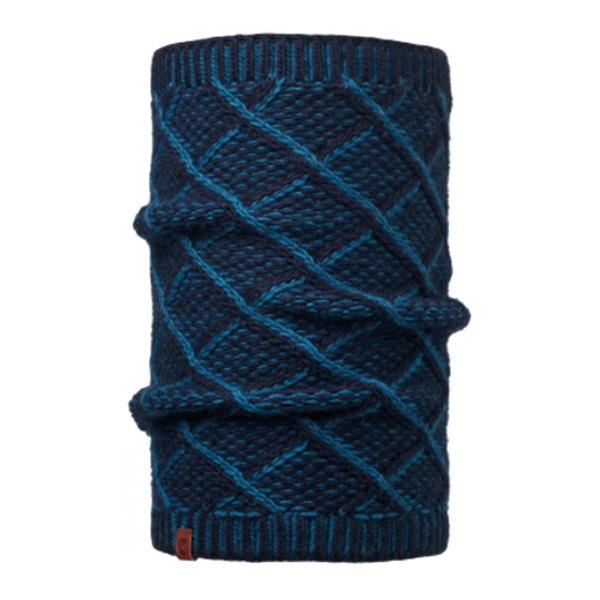 Купить Шарф BUFF NECKWARMER LEISURE COLLECTION COLLAR PLAID MEDIEVAL BLUE, Банданы и шарфы Buff ®, 1263064