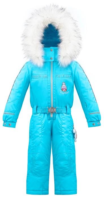 Купить Комбинезон Горнолыжный Poivre Blanc 2017-18 W17-1030-Bbgl/a Azure Blue, женский, Детская одежда