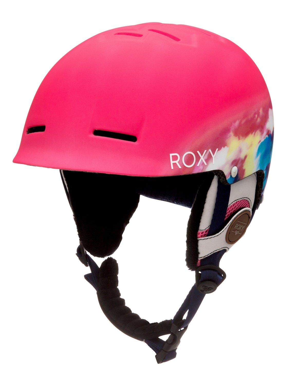 Купить Зимний Шлем ROXY 2017-18 AVERY J neon grapefruit_could nine, Шлемы для горных лыж/сноубордов, 1364509