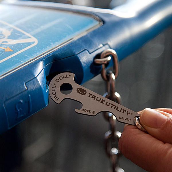 Брелок True Utility Key-Ring Accessories Trollydolly / от КАНТ