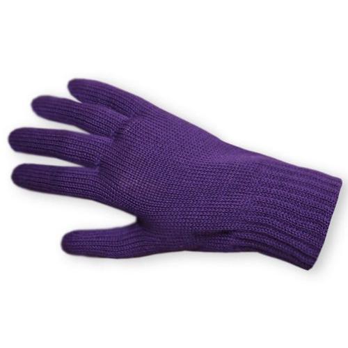 женские перчатки kama, сиреневые