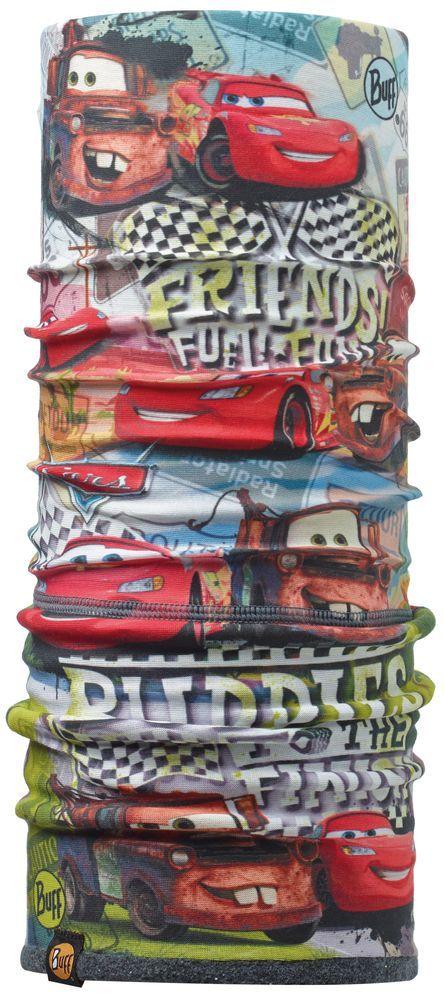 Бандана BUFF CARS CHILD POLAR FUEL FUN / FLINT Детская одежда 1169161  - купить со скидкой