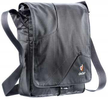 Купить Сумка на плечо Deuter 2015 Shoulder bags Roadway black-silver Сумки для города 1073404