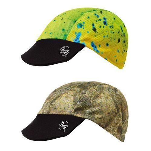 Купить Бандана BUFF Angler Cap Pro WINTER FLOUNDER, Банданы и шарфы Buff ®, 842412