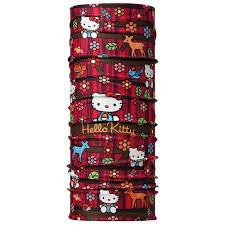 Купить Бандана BUFF KIDS LICENSES HELLO KITTY ORIGINAL FOREST Банданы и шарфы Buff ® 876725