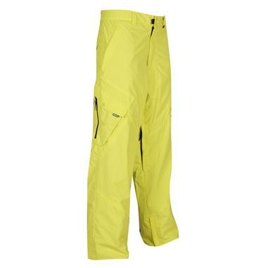 Купить Брюки сноубордические RIPZONE 2011-12 STROBE PANT 10 Lemon, Одежда сноубордическая, 735999