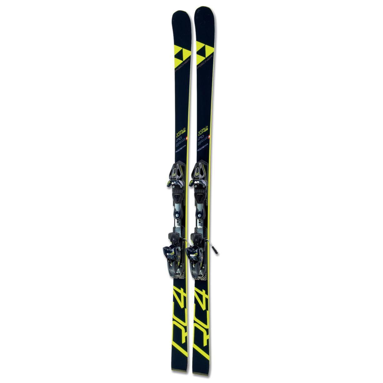 Горные лыжи Fischer 2018-19 RC4 WORLDCUP GS JR. CURV BOOSTER · БЕСПЛАТНАЯ  доставка по России 5e0b33d03ad