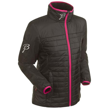 Куртка беговая Bjorn Daehlie Jacket EASE Women Black (черный)