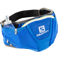 Сумка поясная SALOMON AGILE BELT SET BL/GECKO GR