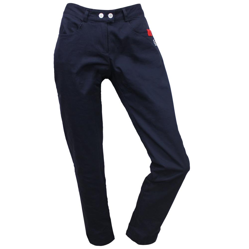 Купить Брюки для активного отдыха EA7 Emporio Armani 2016 WOMANS WOVEN PANTS BLU NAVY Одежда туристическая 1245017