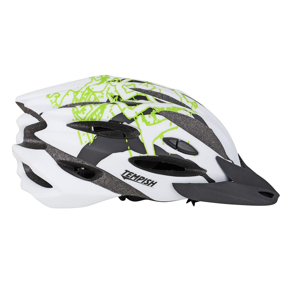 Купить Летний шлем TEMPISH 2016 STYLE Белый, Шлемы велосипедные, 1178552