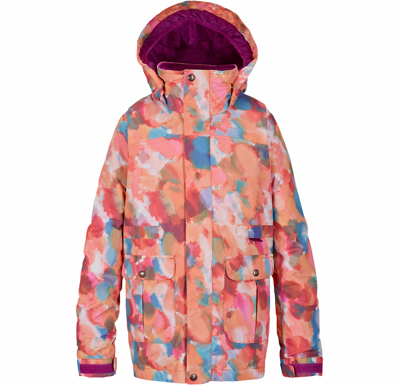 куртка burton для девочки