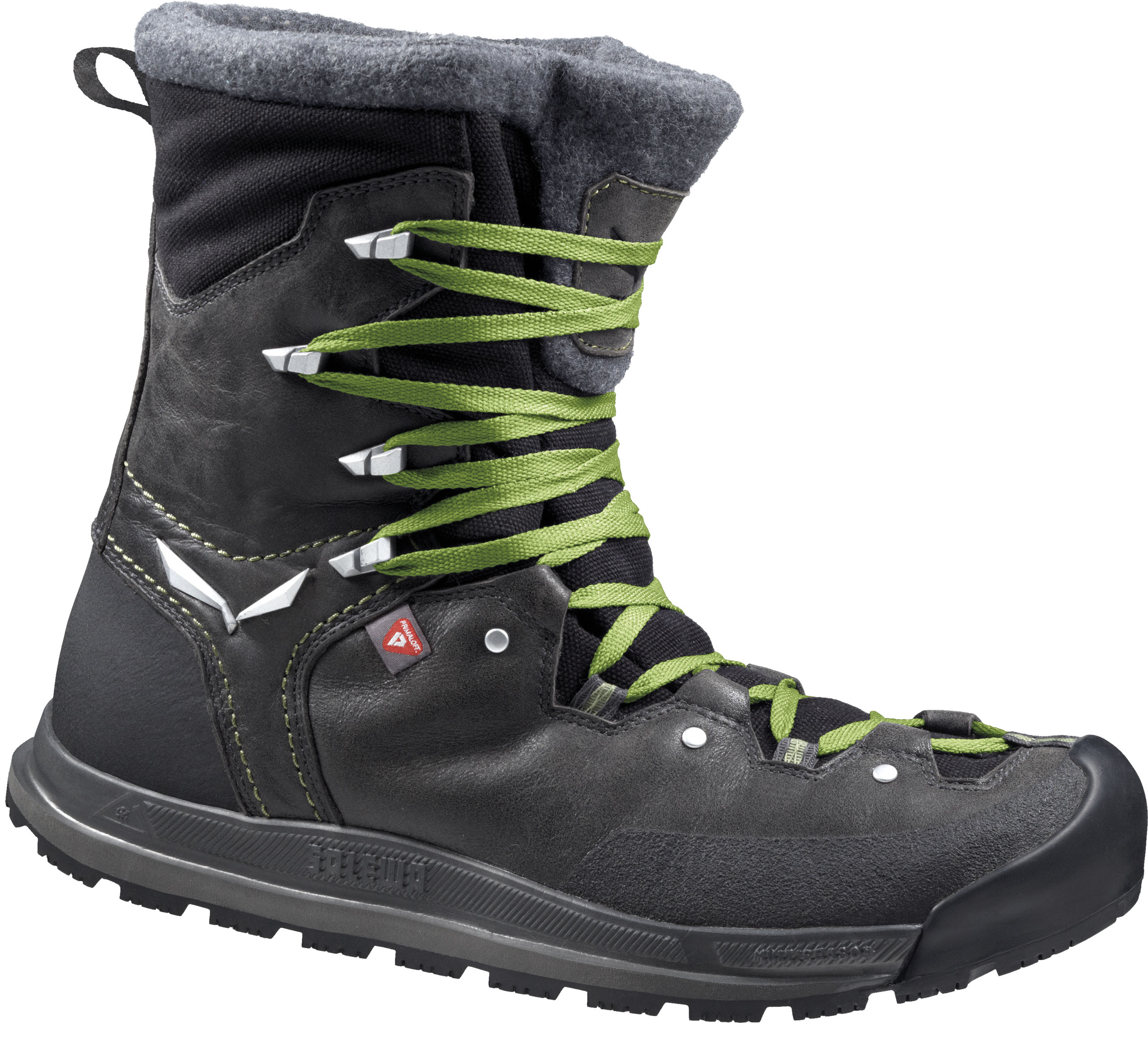 Ботинки городские (высокие) Salewa 2017-18 MS SNOWCAP WP Carbon Зимняя обувь 1205742  - купить со скидкой