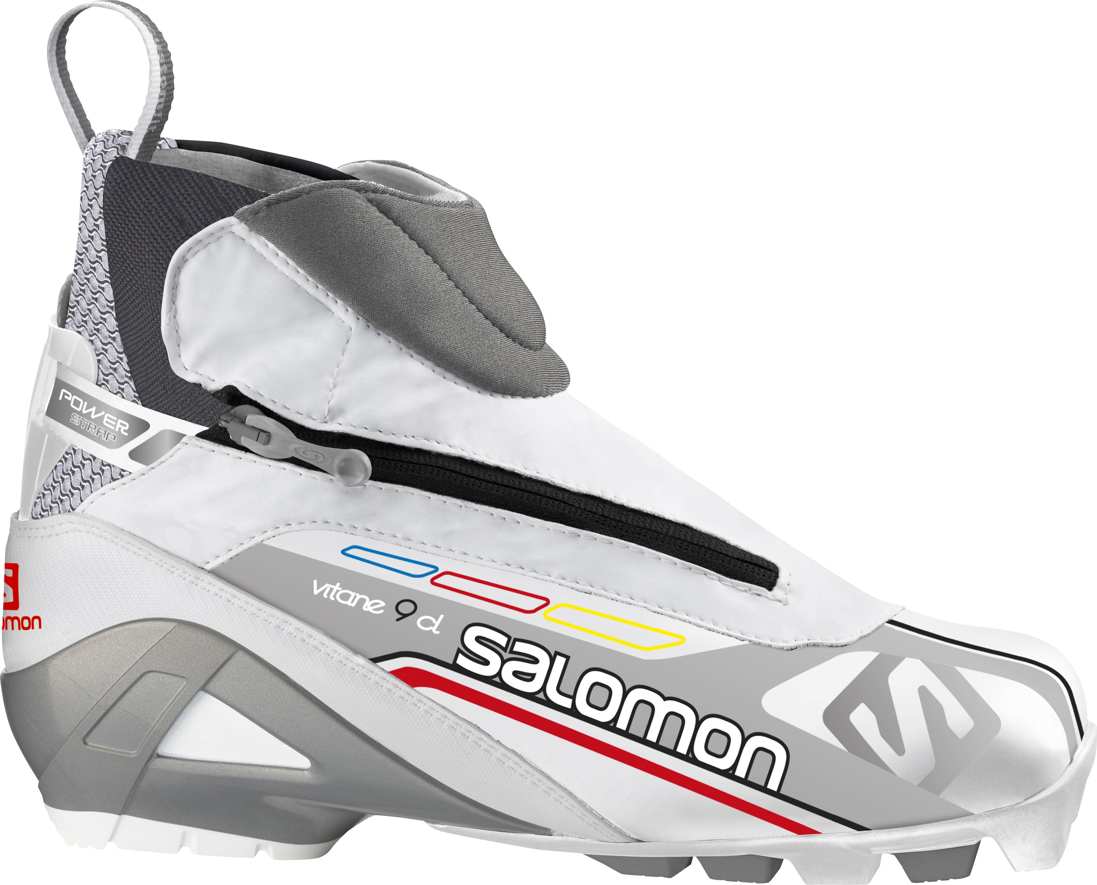 Купить Лыжные ботинки SALOMON VITANE 9 CLASSIC CF, ботинки, 1187562