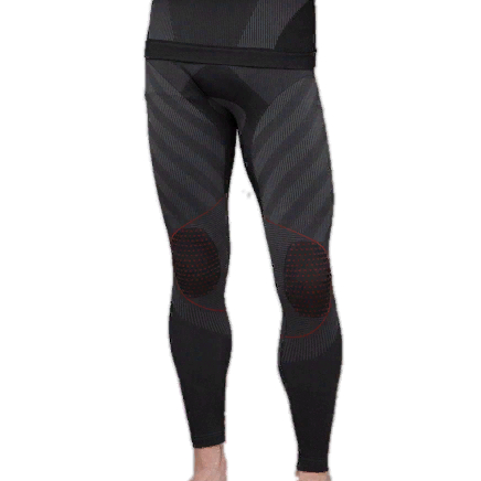Брюки ACCAPI EMPHASIS TROUSERS MAN black