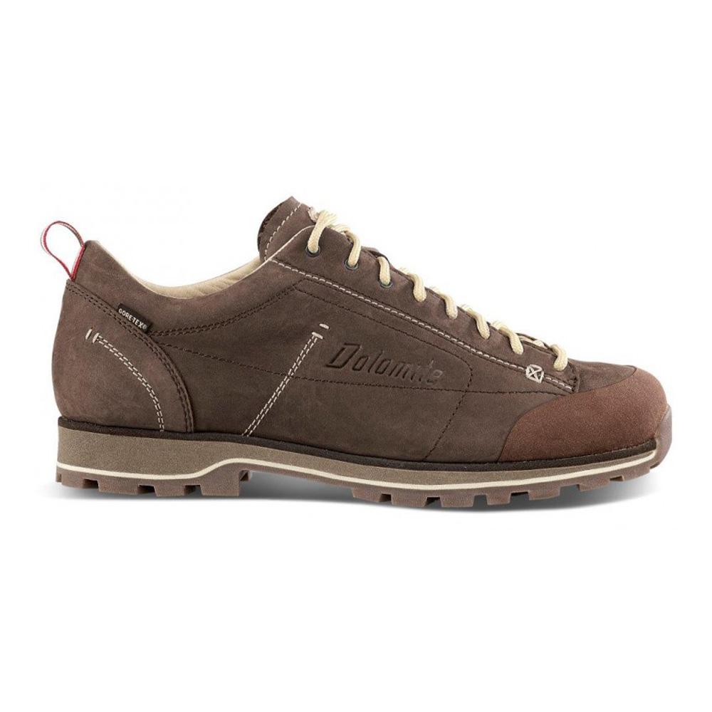 Купить Ботинки городские (низкие) Dolomite 2016-17 CinquantaQuattro LOW GTX BROWN Обувь для города 1088982