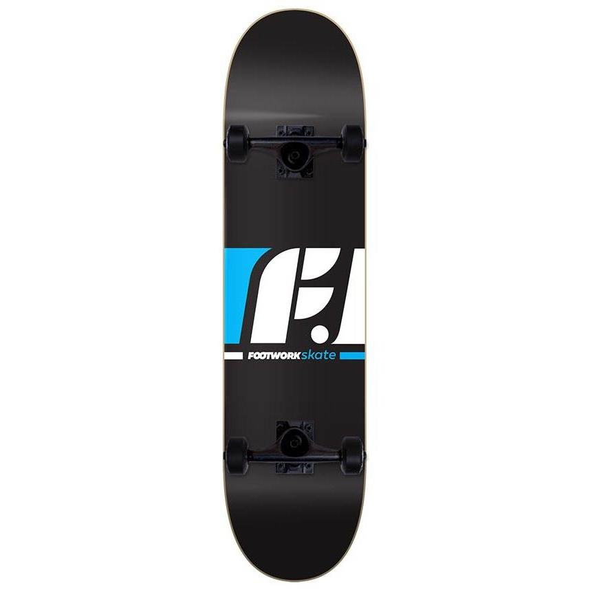 Купить Скейтборд в сборе Footwork 2018 LOGO 8 x 31.6, Скейтборды, 1411142