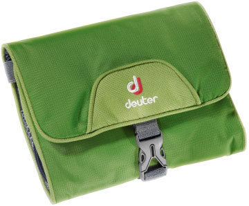 Косметичка Deuter Wash Bag I emerald-lime