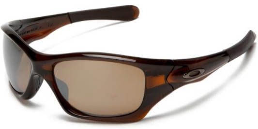 Очки солнцезащитные Oakley Pit Bull Polished Rootbeer w/Tungsten Iridium Polarized