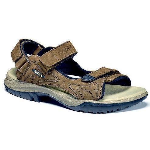 мужские сандалии asolo, коричневые