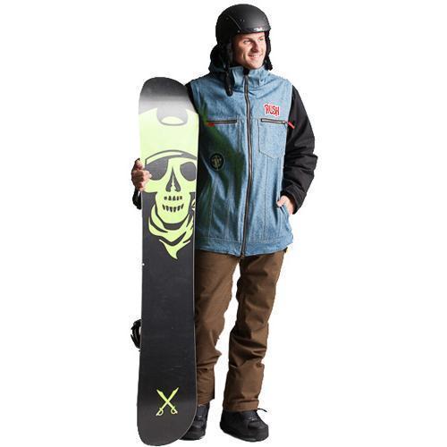 Купить Брюки сноубордические RIPZONE 2013-14 PANTS STUDIO PANT - SLIM FIT Military Wooly Одежда сноубордическая 1026110