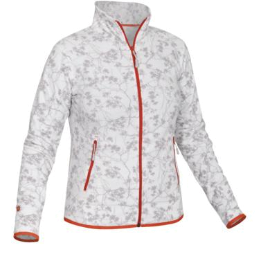 Жакет туристический Salewa Alpine Active VESUVIAN 2.0 PL W JKT flowers white