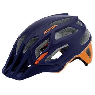 Купить Летний шлем Alpina Enduro Garbanzo anthracite-blue-orange, Шлемы велосипедные, 1179855