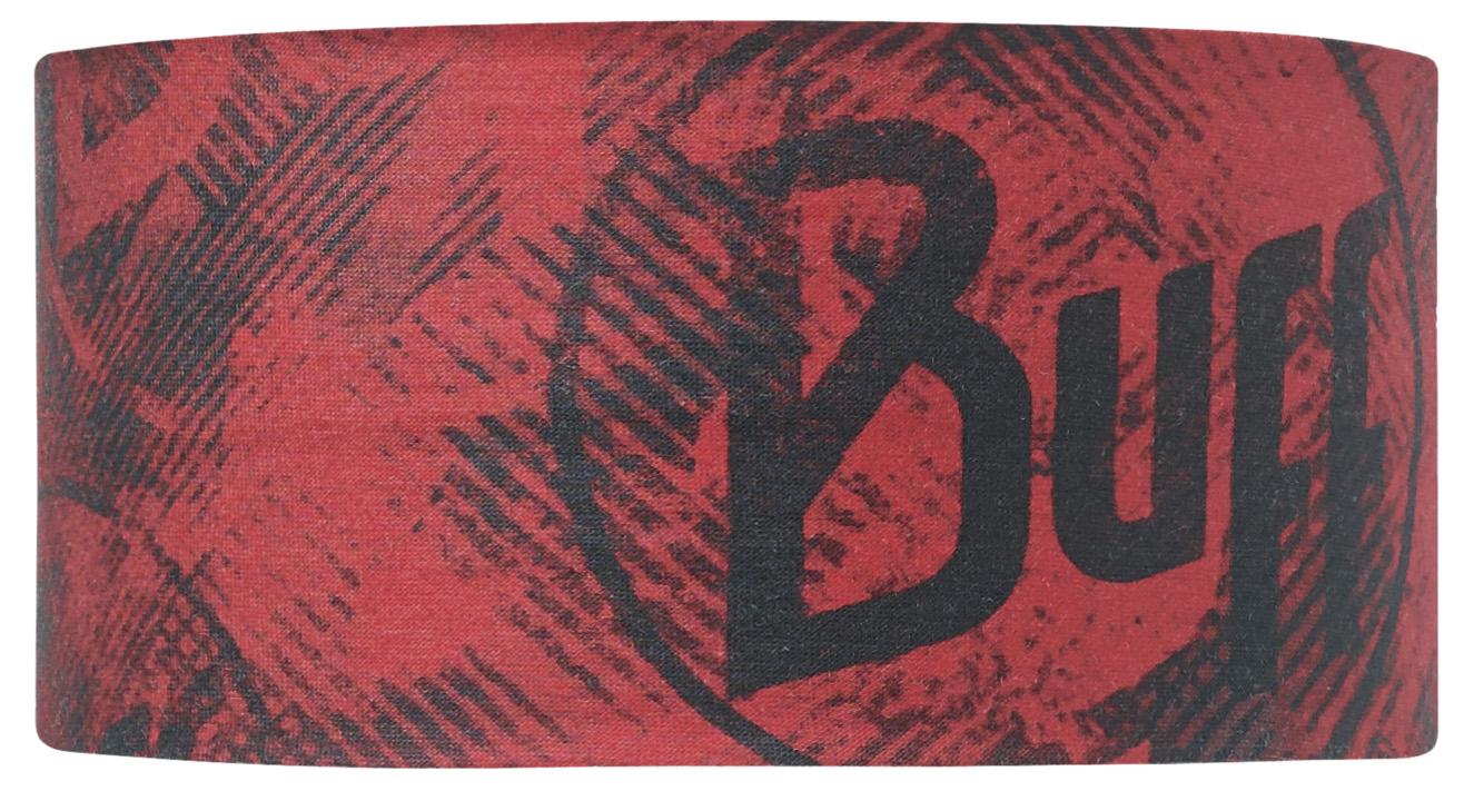 Купить Повязка BUFF Coolmax UV HEADBAND CRASH FIERY RED Банданы и шарфы Buff ® 1185571
