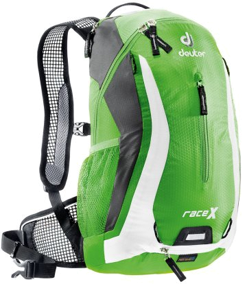 Рюкзак Deuter 2013 Race X spring-white