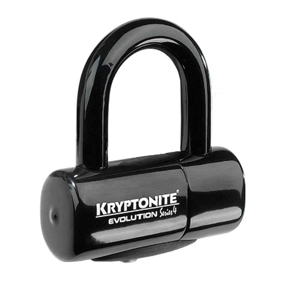 Замок Велосипедный Kryptonite U-Locks Evolution Disc Lock - Black -