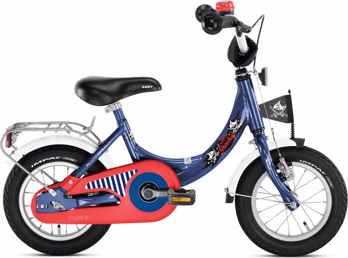 Велосипед Puky Zl 12-1 Alu 2016 Captn Sharky