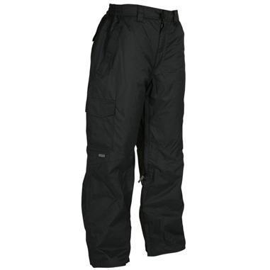 Купить Брюки сноубордические RIPZONE 2011-12 INSULATED PANT 05 Carbon, Одежда сноубордическая, 735833