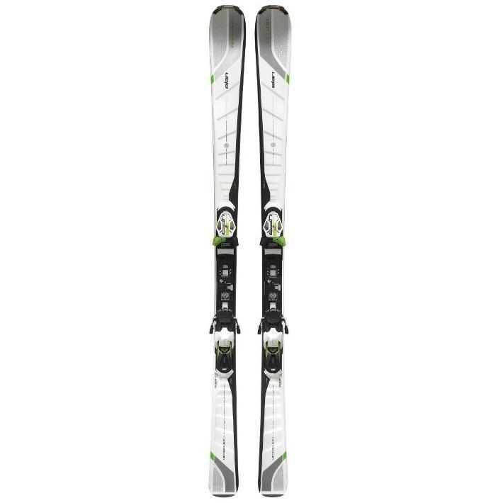 Купить Горные лыжи с креплениями Elan 2012-13 AMPHIBIO WAVEFLEX 14 FUSION ELX 12, лыжи, 848001