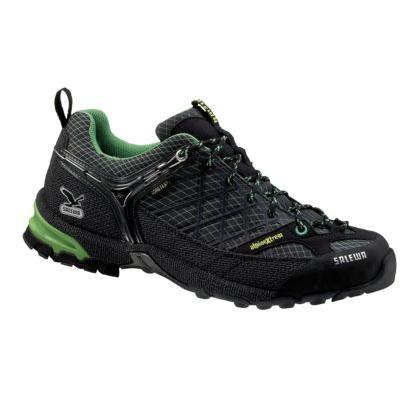 Купить Треккинговые кроссовки Salewa Tech Approach Mens MS FIRE TAIL GTX black-bamboo Треккинговая обувь 896546