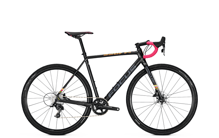 Велосипед Focus Mares Sram Apex 1 2018 Blackfreestyle