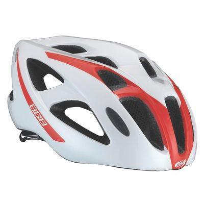 Купить Летний шлем BBB Kite white red Шлемы велосипедные 1048032