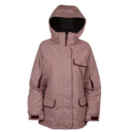 Купить Куртка сноубордическая POWDER ROOM 2013-14 X5 VOW JACKET Cosmo Combo - Mini Check, Одежда сноубордическая, 1022272