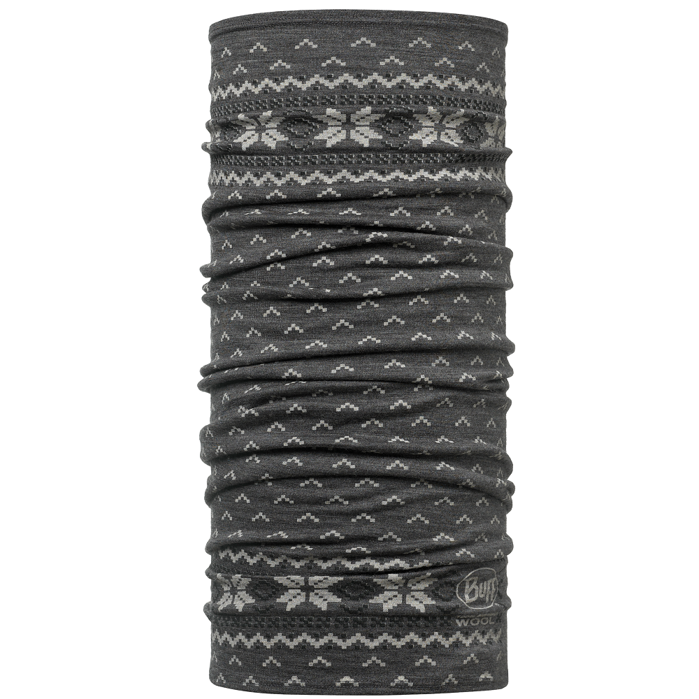 Купить Бандана BUFF WOOL Active FLOKI/OD Банданы и шарфы Buff ® 1343609