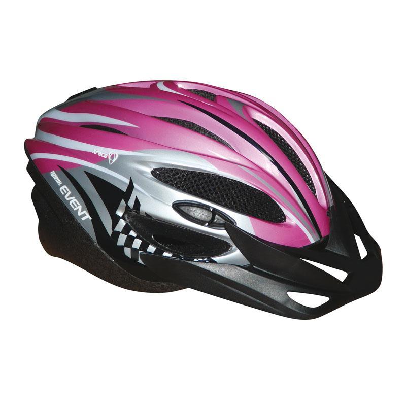 Купить Летний шлем TEMPISH 2016 EVENT pink, Шлемы велосипедные, 1179611
