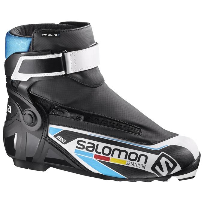 Купить Лыжные ботинки SALOMON 2016-17 Ботинки SKIATHLON PROLINK UK:5,5, ботинки, 1300490