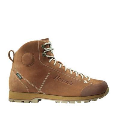 Купить Ботинки городские (высокие) Dolomite Cinquantaquattro CINQUANTAQUATTRO HIGH FG GTX CHERRY, Обувь для города, 1088688
