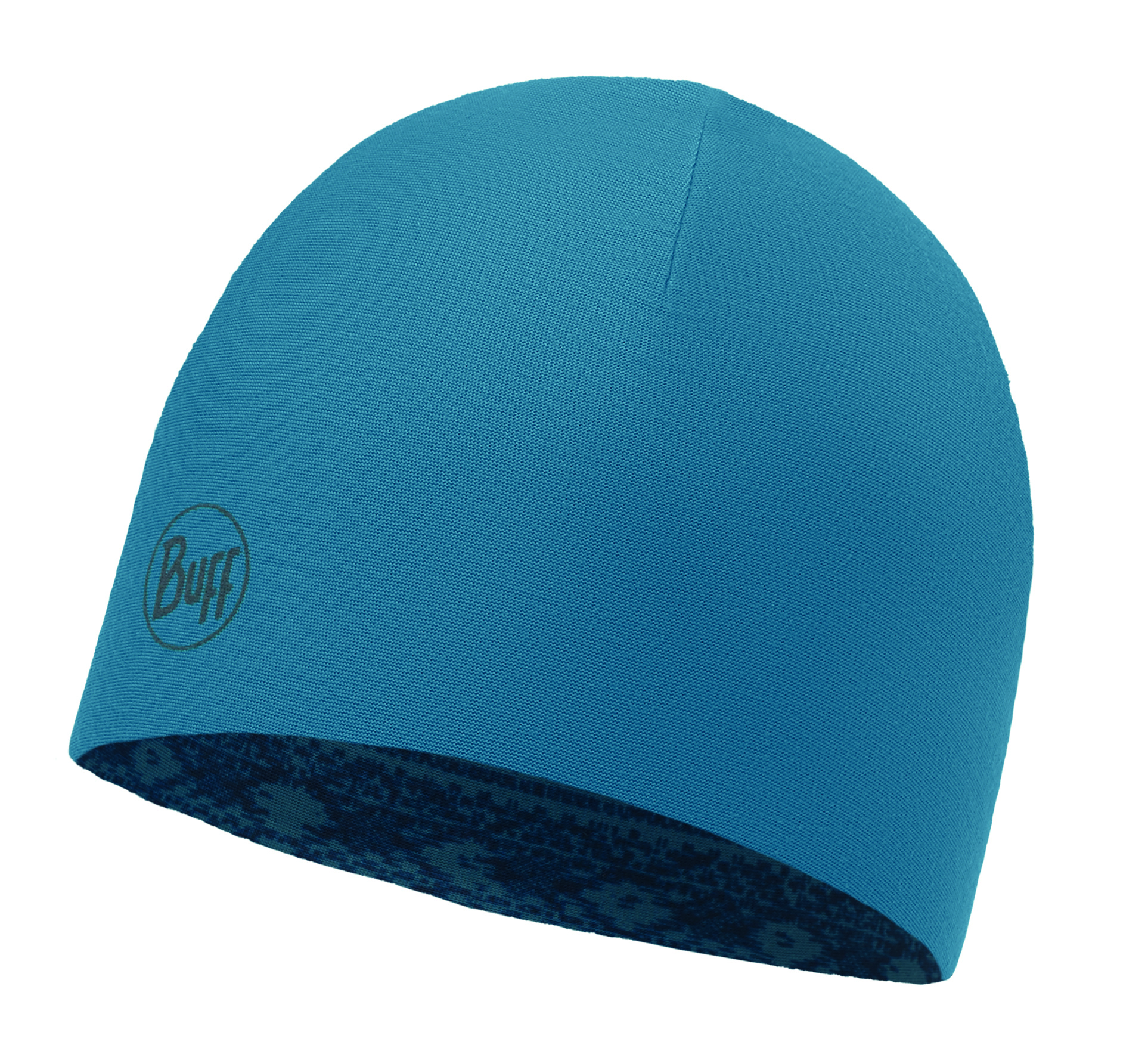 Шапка Buff Microfiber Reversible Hat Athor Lake Blue от КАНТ