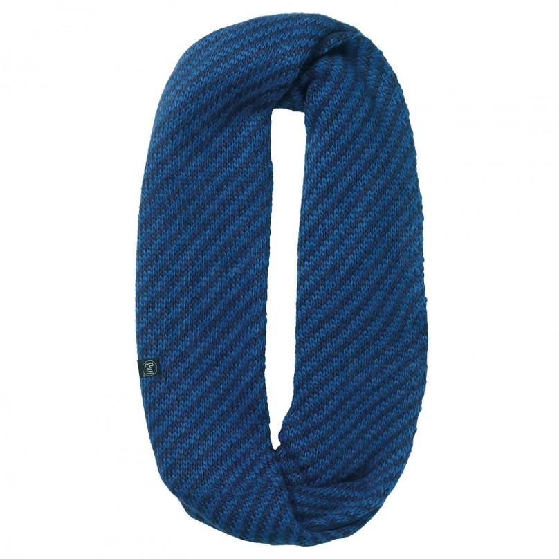 Купить Бандана BUFF LEISURE COLLECTION KNITTED & POLAR INFINITY KIRVY DARK NAVY Банданы и шарфы Buff ® 1263102