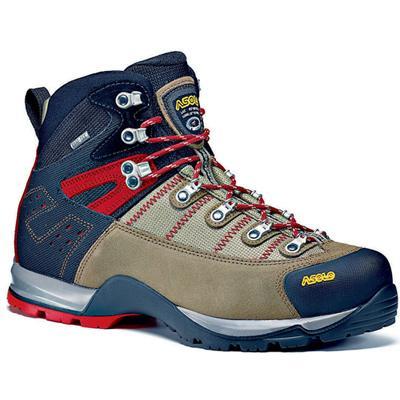 Купить Ботинки для хайкинга (высокие) Asolo Fugitive GTX Wide Fit Wool / Black, Треккинговые ботинки, 899378