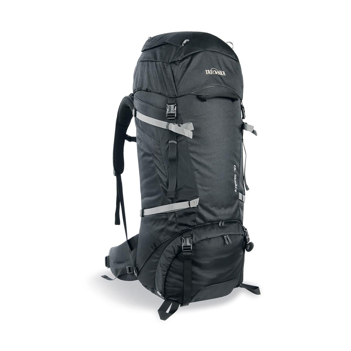 женский рюкзак tatonka, черный