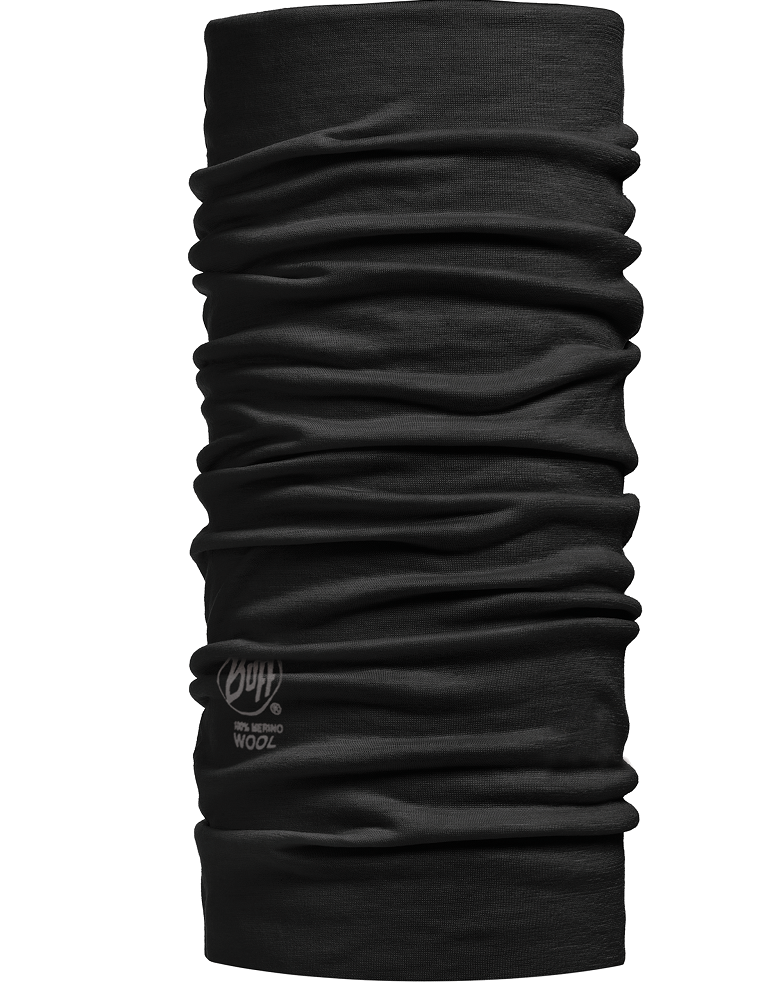 Купить Бандана BUFF WOOL Solid Colors BLACK/OD Банданы и шарфы Buff ® 1343612
