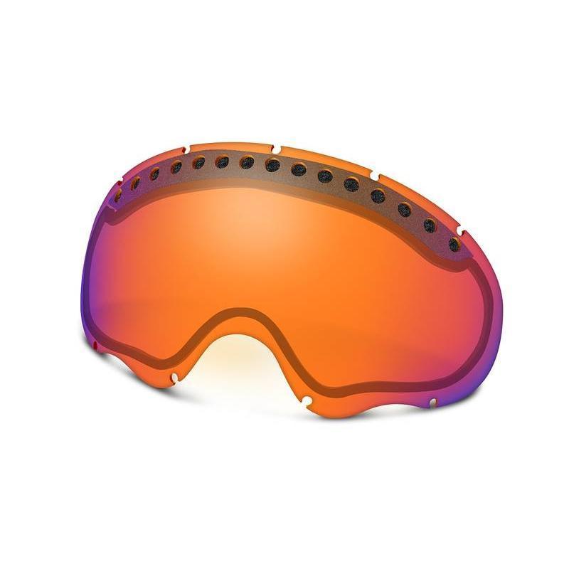 Купить Запасные линзы Oakley A FRAME H.I. PERSIMMON, Очки горнолыжные, 714991