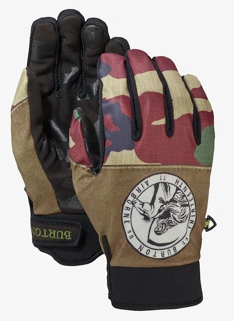 мужские перчатки burton