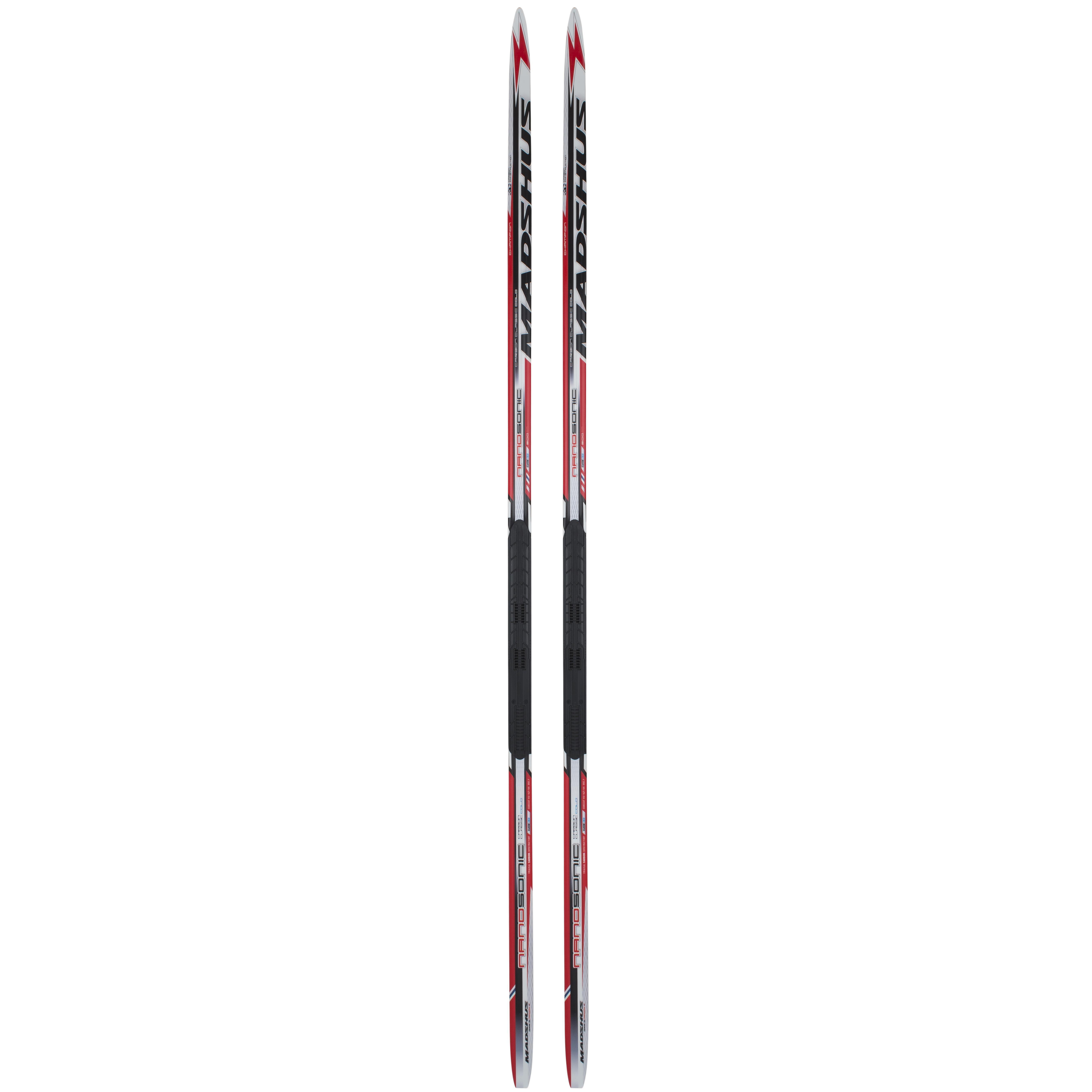 Купить Беговые лыжи MADSHUS 2015-16 RACE CHAMPION NANOSONIC CARBON CLASSIC COLD, лыжи, 1122505