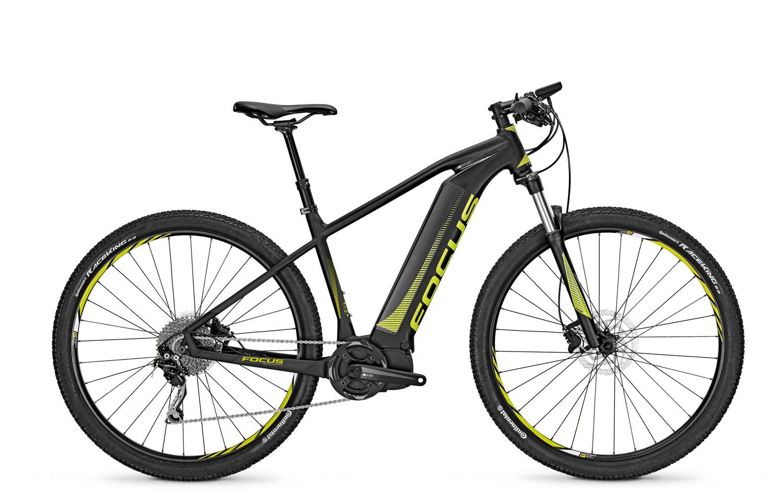 Фото Велосипед Focus Jarifa I29 2017 Magicblack